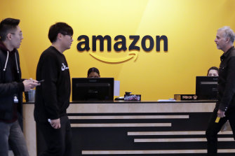 Last year alone, Amazon hired 500,000 people as sales grew during the pandemic.