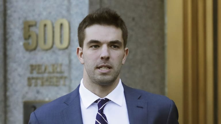 Billy McFarland was handed a six-year term.