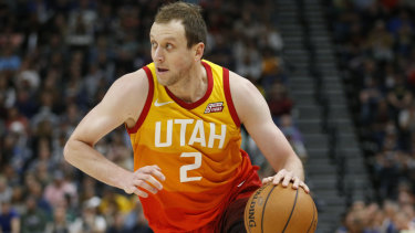 free shipping 71ede 800e3 Ingles makes three-point history at Utah Jazz