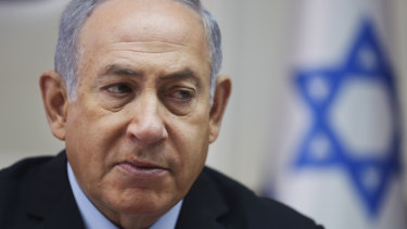 Israeli Prime Minister Benjamin Netanyahu has been unusually frank in revealing Israel's activities in Syria.