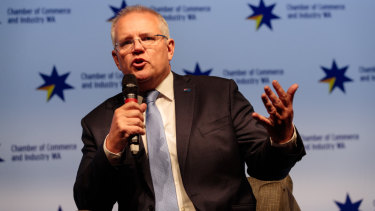 Prime Minister Scott Morrison has committed to faster payment times on federal government invoices and a national payment times register.