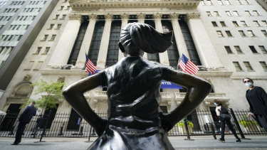 Wall Street finished Friday's session higher on a cocktail of stimulus and vaccine optimism.