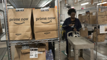 Amazon has been one of the big winners of the pandemic.