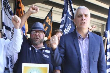 'We make no apology': Union leader defends strike plan for industrial mayhem