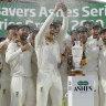Test championship doesn't mirror performances: Irish