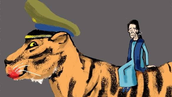 Aung San Suu Kyi: fallen lady has no good answers