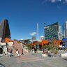 Last tenants of failed Yagan Square market hall pushed out for redevelopment