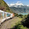 Kiwi train offers one of the world's great rail journeys