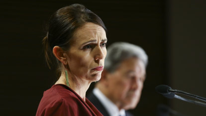 Ardern outlines massive stimulus to fight 'almost certain' NZ recession