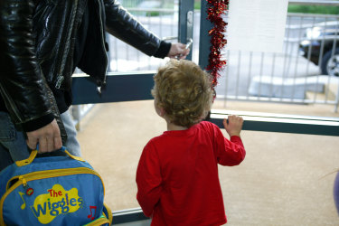 Some parents are trying to exploit the state's permit scheme to retain childcare.
