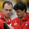 How an AFL coaching succession plan can work