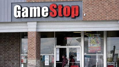 GameStop, AMC shares sink as Reddit trade runs into restrictions