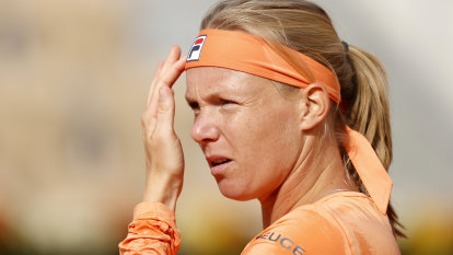 Bertens to miss Australian Open after Achilles surgery