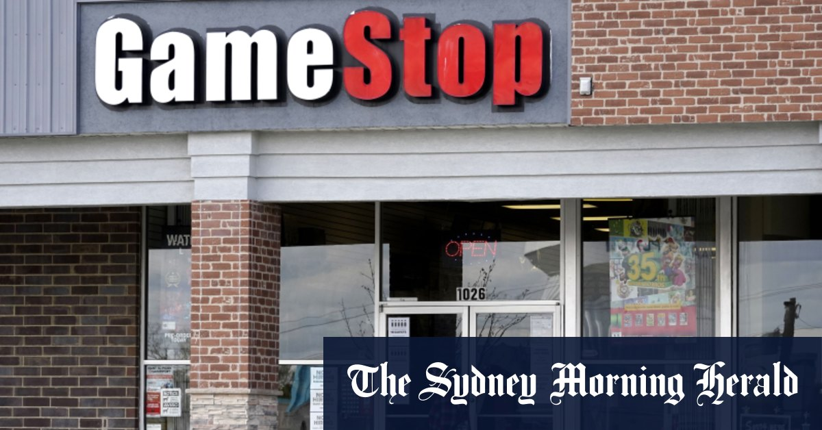 'Unlikely to end well': Retail investors warned on overhyped Reddit stocks – Sydney Morning Herald