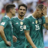 Critics pile in after 'biggest disgrace in German World Cup history'