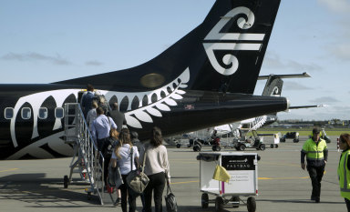 Air New Zealand profit falls on low demand and Hong Kong unrest