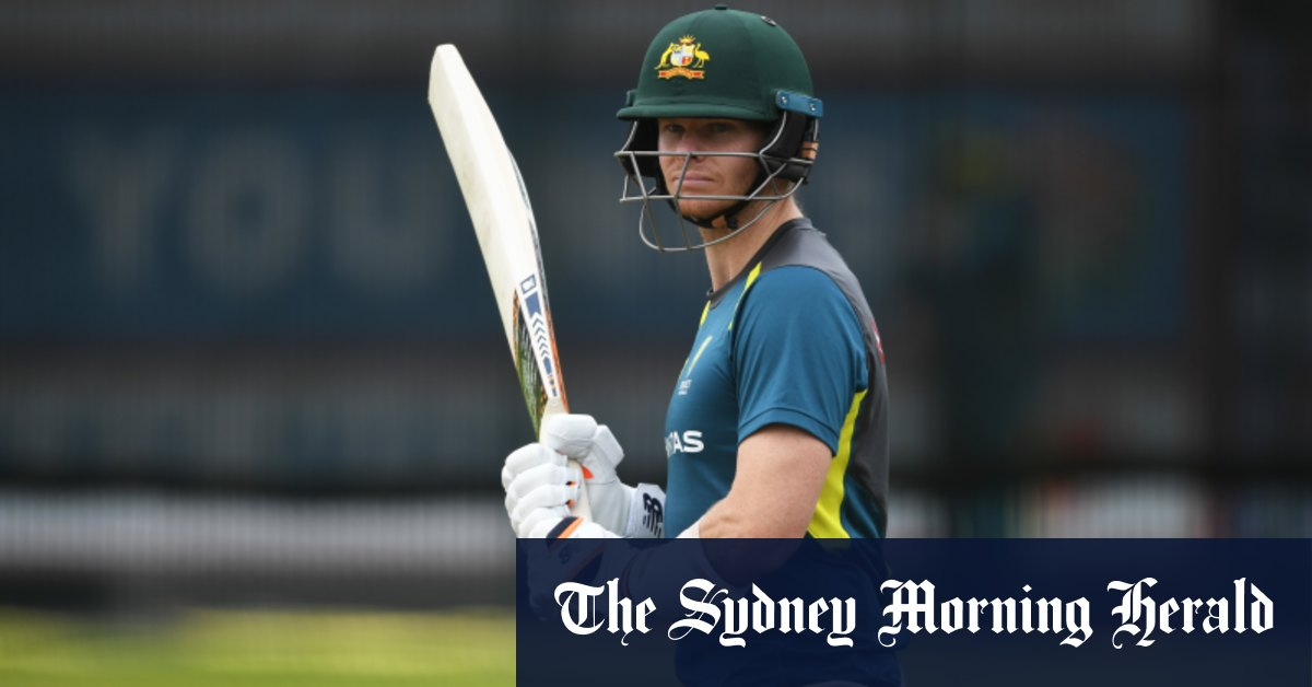 'I've found my hands': The quarantine finding that may set up a magical summer for Smith – Sydney Morning Herald