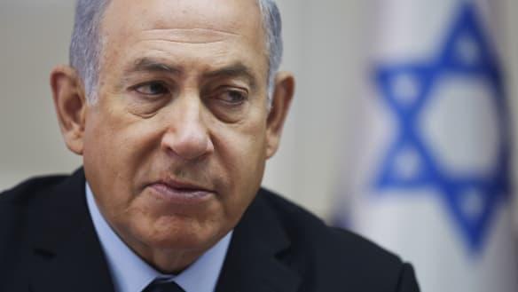 Israel's Benjamin Netanyahu stands by Saudi prince, despite Khashoggi