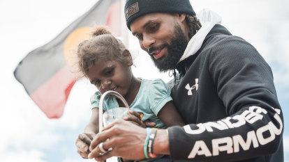 Patty Mills donates $1.5 million NBA salary to Black Lives Matter and anti-racism groups