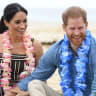 The most memorable moments (so far) from Harry and Meghan's visit to Australia