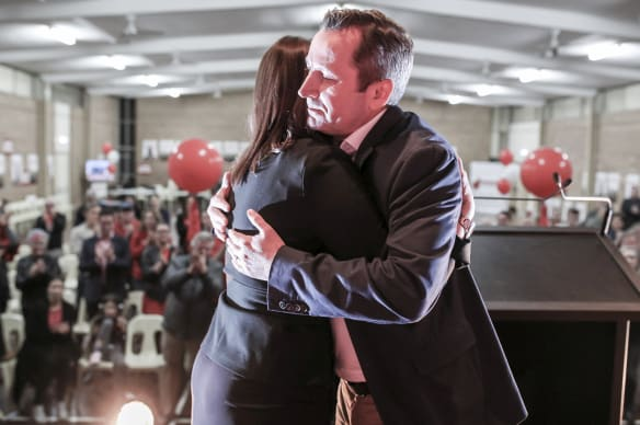 'How sweet it is': Liberals claim poll victory a 'verdict' on Premier McGowan