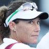 Sluggish Stosur exits early at Hobart International