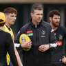 Magpies assistant coach Longmuir still keen on key Dockers role