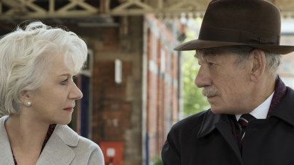 The Good Liar is a taut psychological thriller without thrills