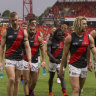 The damning statistic behind the Bombers' awful round one loss
