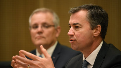 Former government minister offers explosive character assessment of Scott Morrison in new book