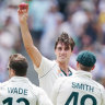 Now that's an attack: Australia quicks on song