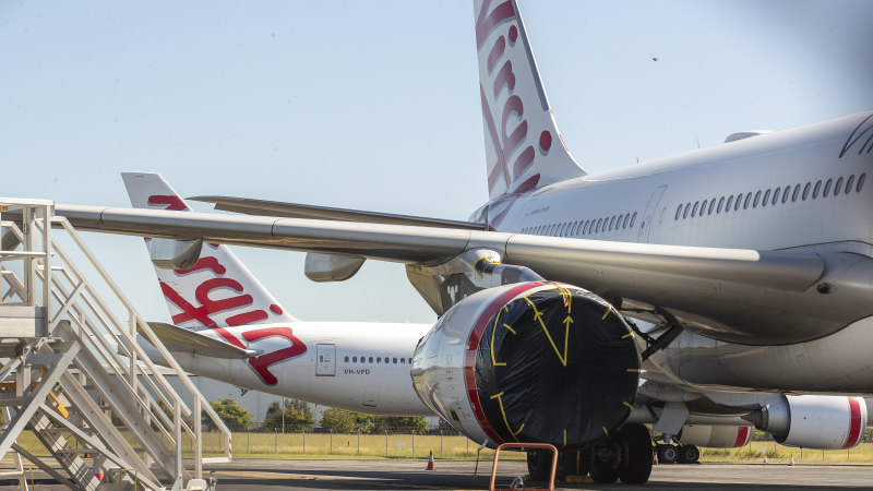 Canadian funds giant Brookfield makes 11th hour bid for Virgin Australia