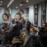 Anxious retailers rushed off their feet as shutdown looms