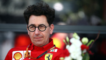 Mattia Binotto says teams are in constant dialogue with Formula One about how to finish the interrupted season.