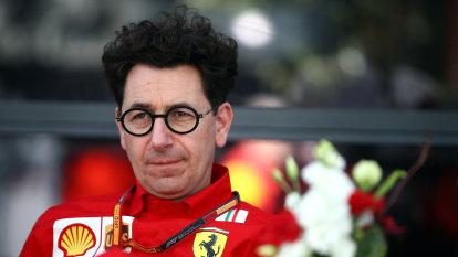 Formula One could race into January to finish season: Ferrari boss