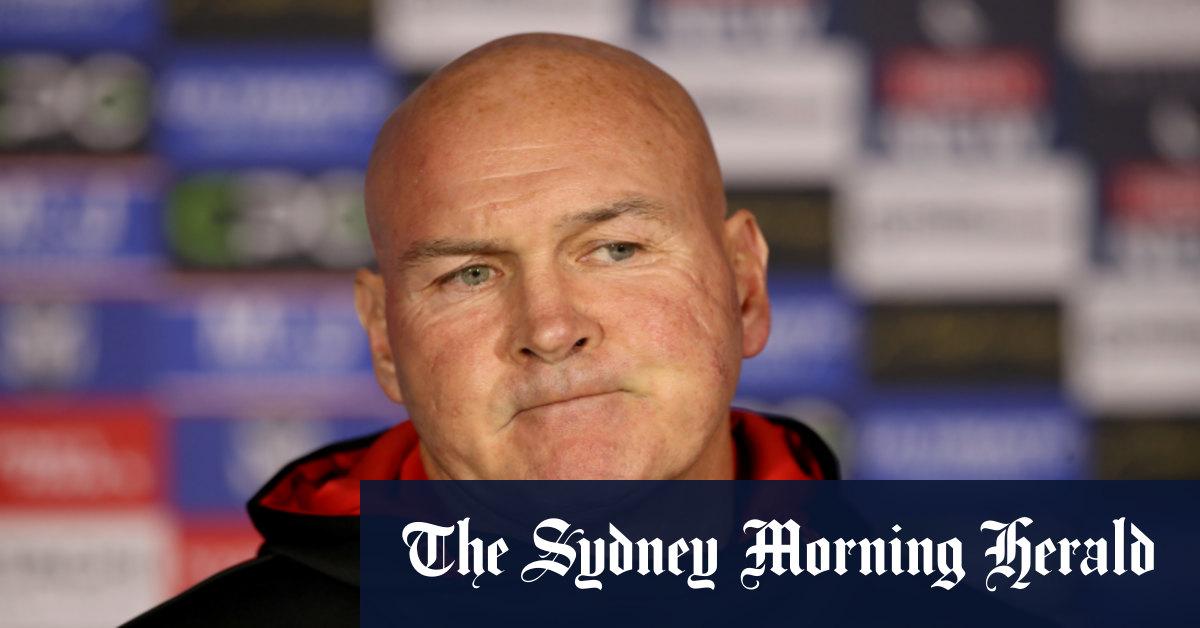 Dragons coach Paul McGregor parts ways with club – Sydney Morning Herald