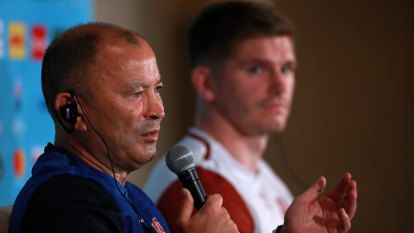 Doubt cast on Eddie Jones' future with England past 2021