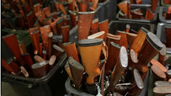 Tasmanian election: Liberal plan to ease gun laws revealed on poll eve