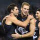 Harry McKay has re-signed with Carlton.