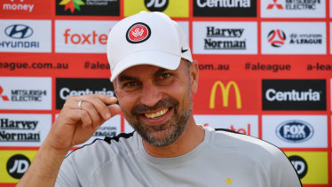 Former great: Markus Babbel won three Bundesliga titles with Bayern Munich as a player.