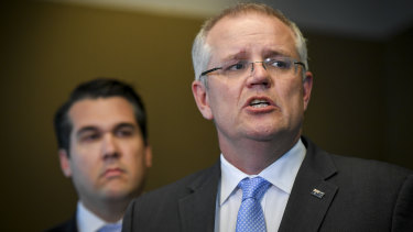 "Treasurer Scott Morrison said he was ""disturbed"" by the revelations coming out of the banking royal commission."