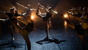 A reworking of Rafael Bonachela's Lux Tenebris gave the dancers their most technical challenges.
