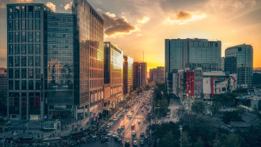 China's Silicon valley: Zhongguancun is where tech fortunes are made.