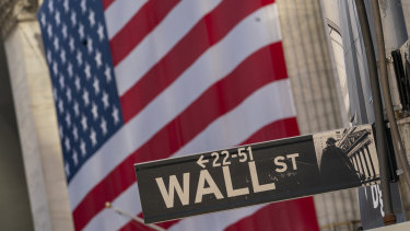 US stocks were pushing upward overnight after better-than-expected reports on the world's largest economy.