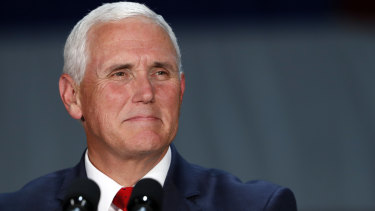 Vice President Mike Pence