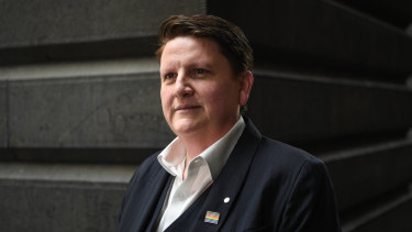 Ro Allen, LGBTI Commissioner at the Royal Commission into Mental Health.