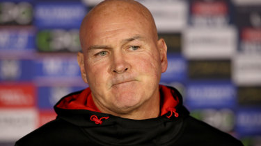 Paul Mcgregor will be an assistant coach for the NSW Blues next year.