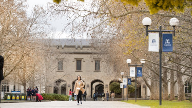 The University of Melbourne is renegotiating the agreement governing its Confucius Institute.