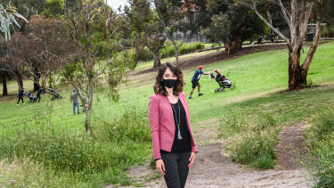 Labor MP Kat Theophanous has proposed turning the Northcote Golf Course into a six-hole design.