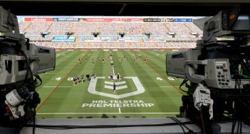 Changing focus: Rugby league relies on TV rights, but what happens if the broadcast deal goes down?